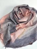 валяные шарфы