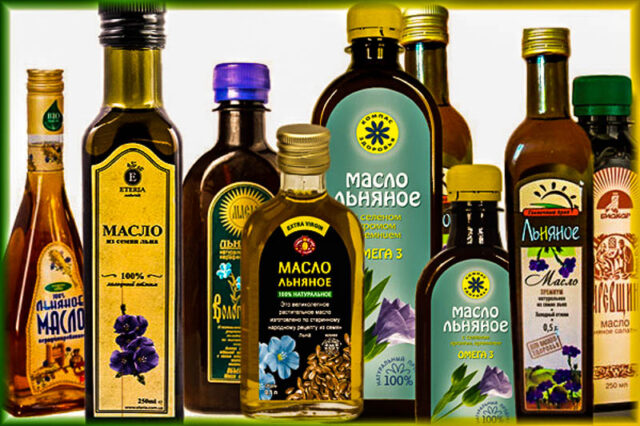 Как выбрать лучшее органическое льняное масло?